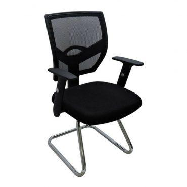 Cadeira Diretor Tela Mesh Base Ski New Ergon