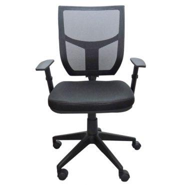 Cadeira Diretor Base Giratória Nylon Tela Mesh New Call Design