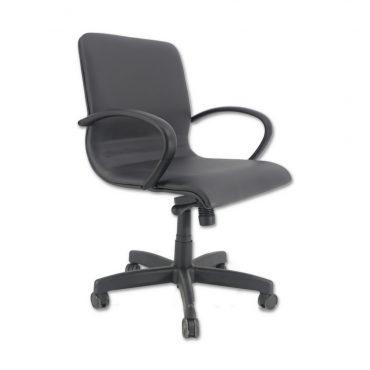 Cadeira de Escritório para Obesos Base Giratória Preta D-Maxxer