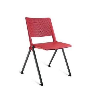 Cadeira em Polipropileno Base Fixa Up Chair