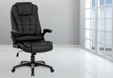 05 benefícios da Poltrona de Massagem Relax Office