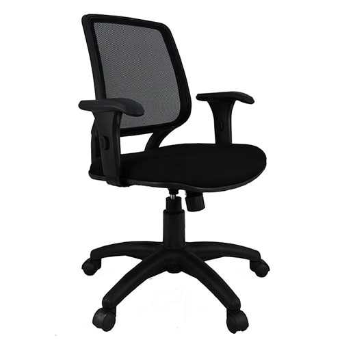 Cadeira Diretor Base Giratória Nylon Corporate Tela