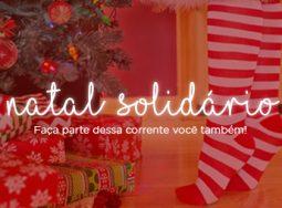Natal Solidário Designchair 2018