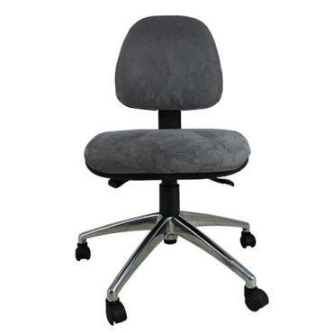 Cadeira Seminova Executiva Ergonômica Base Alumínio