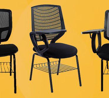 Cadeiras Universitárias – Conheça a linha completa
