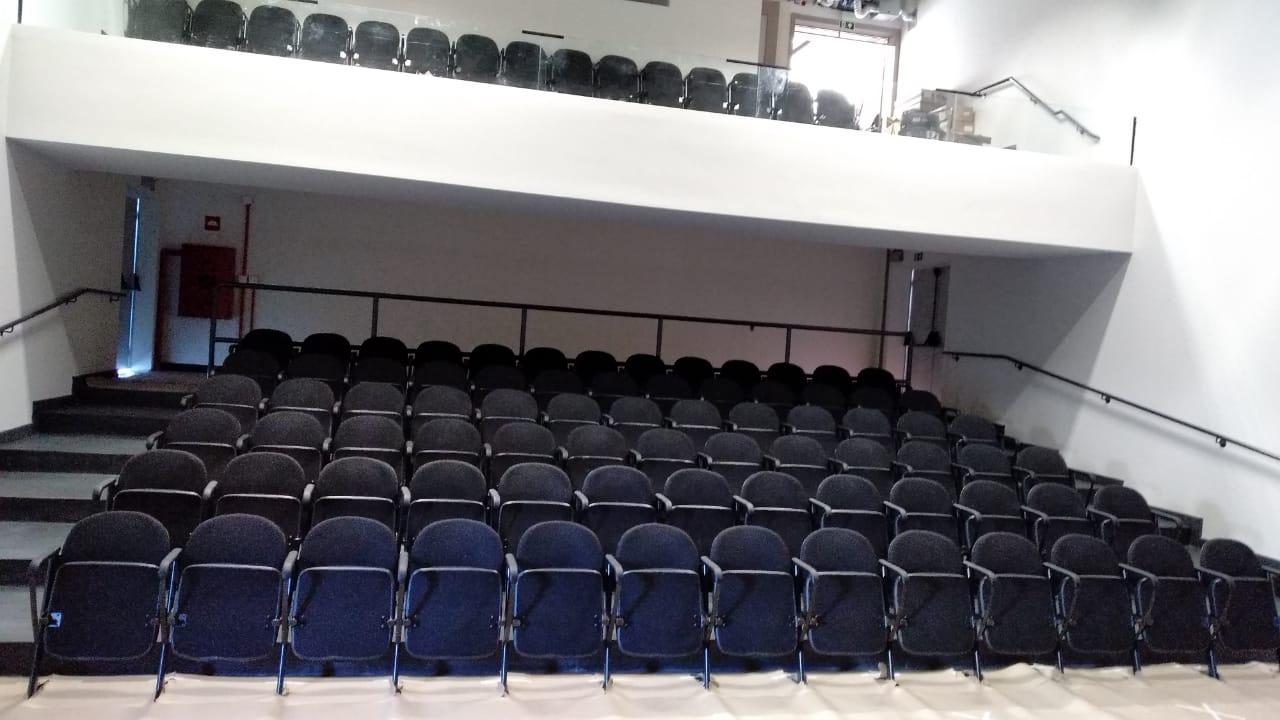 Auditório Orpec Engenharia