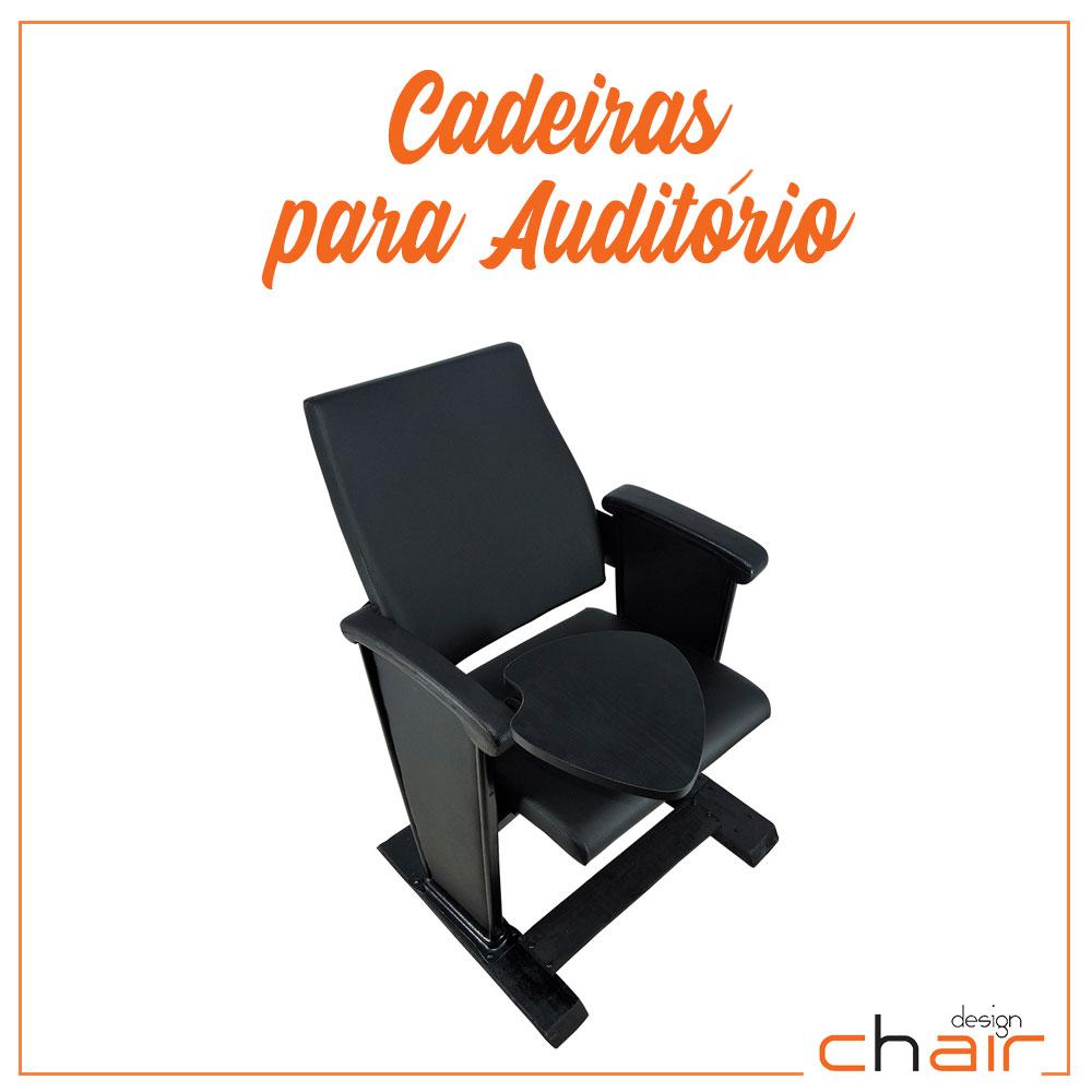 Cadeira para Auditório Suprema