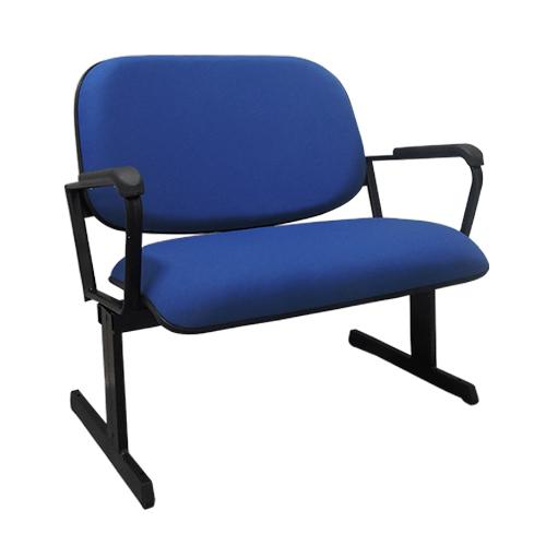 Cadeira para Auditório com Assento Rebatível para Obesos