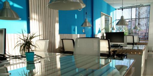 Importância da iluminação para escritório